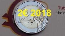 2 euro 2018 Finlandia color farbe couleur cor Finland Finlande Finnland Koli
