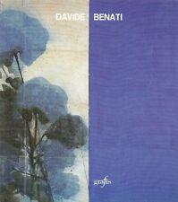 Luciano Caramel. Davide Benati. Grafis Edizioni 1992