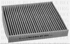 BFC1034 BORG & BECK CABIN AIR FILTER fits Ford Focus II 04- NEW O.E SPEC!