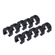 10pcs Jagwire C-Clip Cable Housing Hose Guide Bike Bicycle MTB-Frame New