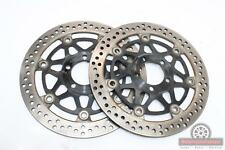 01 02 ZX6R 05 06 07 08 ZZR600 FRONT BRAKE ROTORS ROTOR OEM LEFT RIGHT DISCS DISC