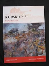 Osprey Book: Kursk 1943 The Northern Front - Campaign 272