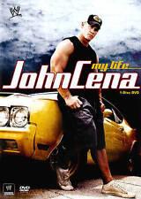 WWE - John Cena: My Life (DVD, 2014)