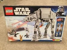 LEGO STAR WARS 8129 AT-AT Walker Limited Edition NEW IN BOX RARE COLLECTORS' SET