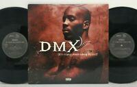 DMX - It's Dark And Hell Is Hot 2LP 1998 US ORG Def Jam Hip Hop VINYL METHOD MAN