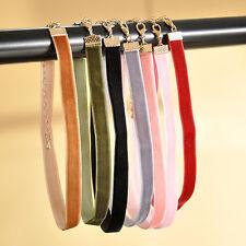 Wholesale Gothic 7 Pcs Velvet Choker Chain Collar Pendant Necklace Women Jewelry
