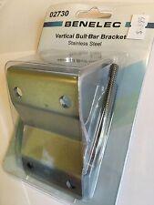 Benelec Bull-Bar Bracket Stainless Steel 02730 for CD7195,CD2195,CD2197 Antennas