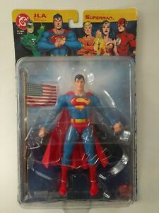 "DC Direct Justice League of America 7"" Superman, Series 1"