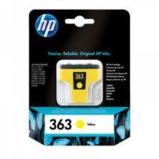 Tinte gelb HP 363y Drucker Photosmart D7260 Hewlett Packardamarillo