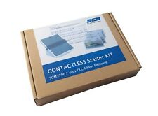 CONTACTLESS Starter KIT - Software NFC / kontaktlos Leser SCM 3700 / Testkarten