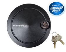 Nrg New Steering Wheel Quick Release Quick Lock With 2 Keys Black Srk 201mb