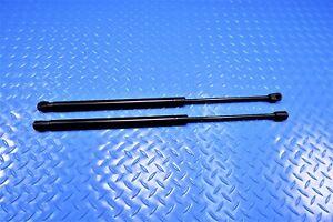 Bentley Mulsanne hood bonnet shocks lift support pair 2pcs #9235