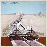 NIGHTLANDS - FORGET THE MANTRA  VINYL LP ALTERNATIVE ROCK NEW+