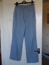 LADIES BLUE CASUAL TROUSERS **NEW LOOK** SIZE 12