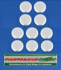 "Cup Core Plug BMC 'A' Series Block 1.5/16"" Qty 10 Zinc Passive or Cadmium Plated"