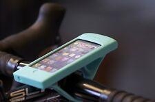 TWOWHEELCOOL : FAHRRAD HANDYHALTERUNG - DASH PHONE MOUNT - IPHONE 5 S SE CELESTE