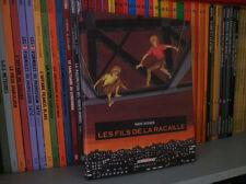 Les Fils de la Racaille - Marc Vlieger - Ed Originale 2008 - BD COMME NEUF