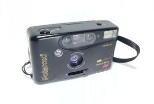 Polaroid 35mm AF Dateback Camera w/ DX Film Sensing & Wrist Strap - Untested