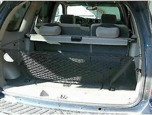 Rear Trunk Envelope Style Mesh Cargo Net for CHEVROLET TRAILBLAZER 2002-2009 New