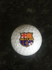 NIKE PD SOFT BARCELONA FOOTBALL CLUB LOGO GOLF BALL..one.,,