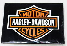 Nostalgic Art Licenced  Harley Davidson Fridge Magnet