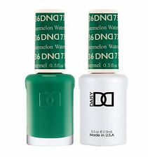 DND Daisy Soak Off Gel Polish Watermelon 736 LED/UV .5oz gel duo DND 736