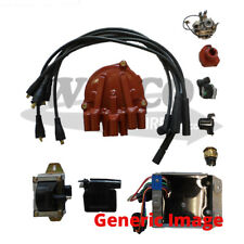 Ford Escort Fiesta Orion Ignition Lead Set XC401 Check Compatibility