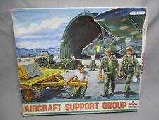 AM177 ESCI 1/48 MAQUETTE AIRCRAFT SUPPORT GROUP REF 4025 TRES BON ETAT