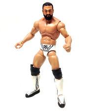 "WWE WCW TNA WRESTLING Damien sandow 6 ""superposeable MATTEL ELITE Figura Giocattolo"