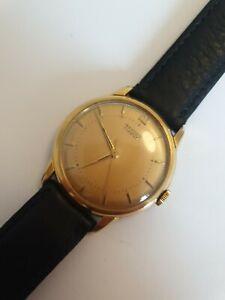 Tissot⭐ Armbanduhr mechanisch Vintage Herren Swiss Made Top Zustand selten