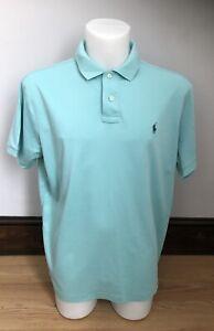 """""""Ralph Lauren"""" Polo Shirt Custom Fit. Size XL TG. VGC"""