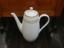 Sheffield Imperial Gold 504 Y Coffee Pot Atomic Lid Jap