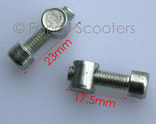 Foot Peg Mount Bolt and Nut  (paired) for mini Pocket bike