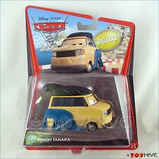 Disney Pixar Cars 2 Pinion Tanaka #7 Sumo Wrestler Deluxe Mega Size