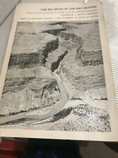 The Big Bend Of The Rio Grande A Guide To The Rocks, Geologic History And Setter