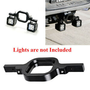 1x Trailer Tow Hitch Reverse Lights Mounting Bracket For Off-Road SUV Truck Jeep