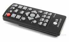 LG DP132 DVD Player with USB Direct Recording GENUINE Remote Control