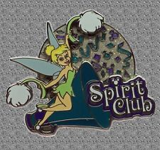 Pin Trading University Tinker Bell Pin - Spirit Club - Disney Pin Le 1000