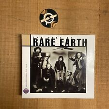 Rare Earth - The Best Of Rare Earth CD (VG) Rock