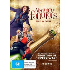ABSOLUTELY FABULOUS:The Movie-Lulu-Region 4-New AND Sealed