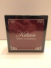 KILIAN TRAVEL TO SHANGHAI TRAVEL SET WOMEN  EAU DE PARFUM  3x.25 OZ /7.5 ML NIB