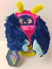 Eddie The Yeti Crab Bark box tough dog toy crinkle grunt squeaker with ropes