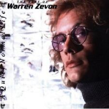 "WARREN ZEVON ""A QUIET NORMAL LIFE/THE BEST OF"" CD NEW+"