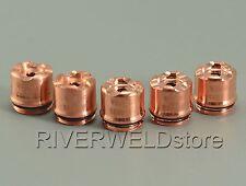 5pcs 9-8235 Thermal Dynamics SL60/SL100 A120 Shield Cup 50-60Amp Plasma Cutter