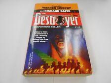 The Destroyer #115: Misfortune Teller by Warren Murphy (1999,USA) 1st Edition
