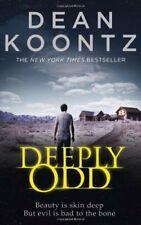 Deeply Odd (Odd Thomas 6) by Koontz, Dean   Paperback Book   9780007327065   NEW