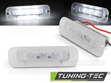 Kennzeichenbeleuchtung für MERCEDES W463 90-12 LED