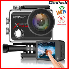 Campark X30 4K UHD 20MP Caméra Sport WiFi Appareil Photo Étanche Écran Tactile