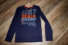 Größe 176 Jungen-T-Shirts, - Polos & -Hemden aus 100% Baumwolle mit V-Ausschnitt