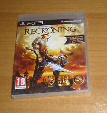 Jeu playstation 3 PS3 - Les royaumes d'amalur RECKONING (Jeu de role)